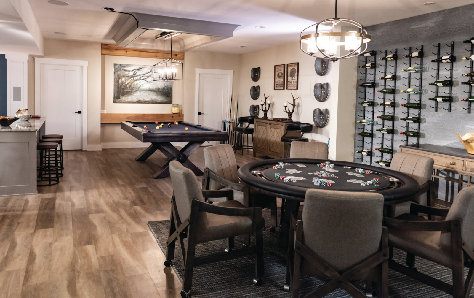 5 Inspiring Ideas for a Home Rec Room