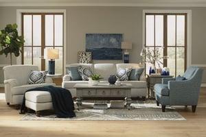 Flexsteel Fresco sofa