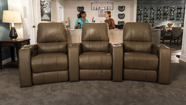 Home Theater Seating by Watson's