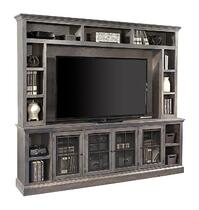 The Console with Hutch