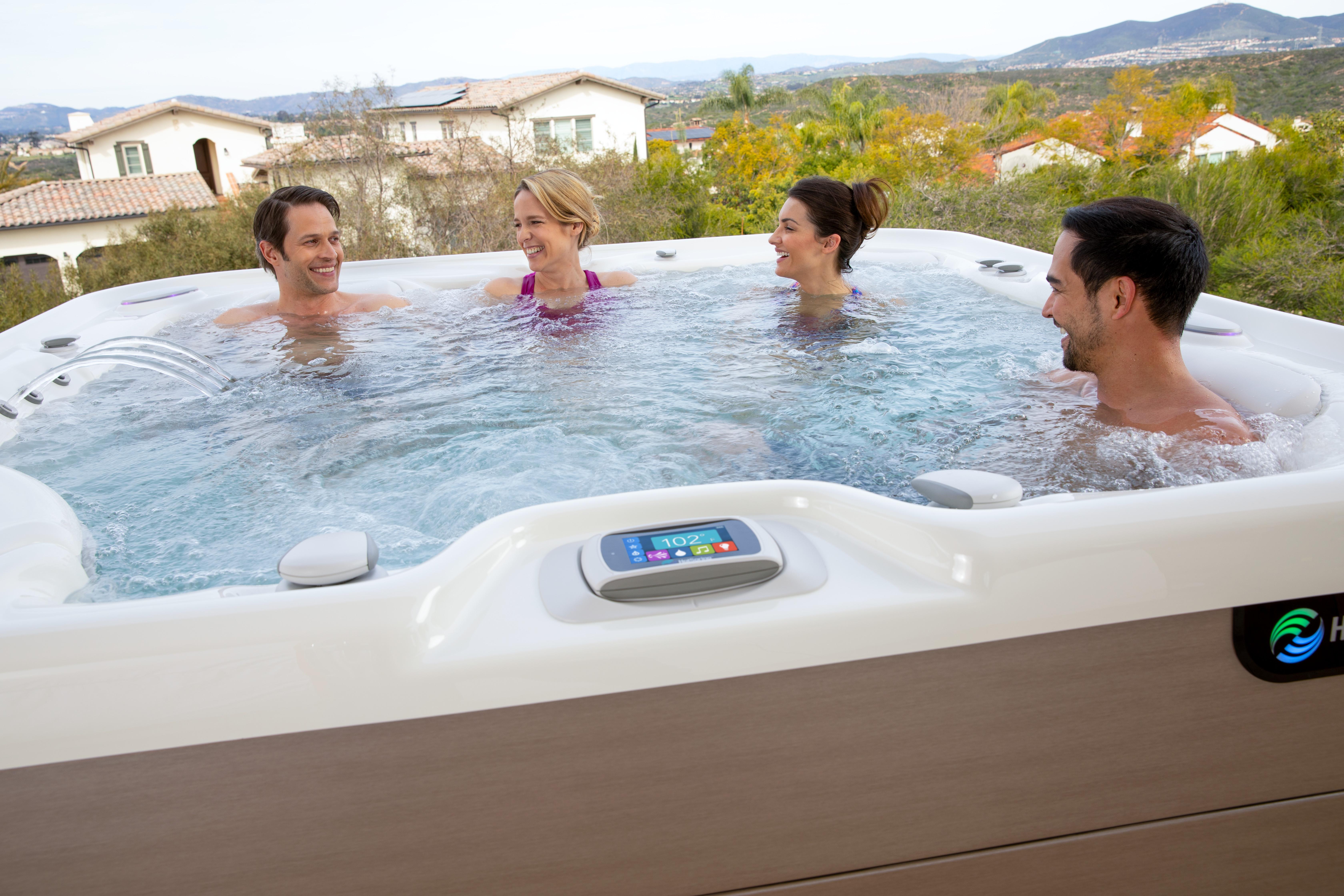 Hot tub vs. spa vs. Jacuzzi